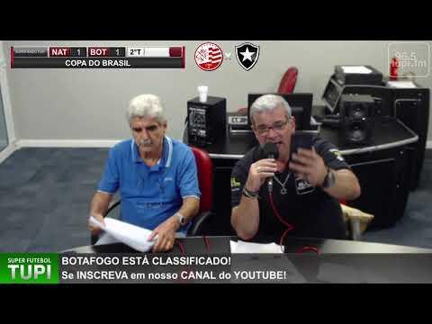 Náutico 0 x 0 Botafogo - 2ª Fase - Copa do Brasil - 19/02/2020 - AO VIVO