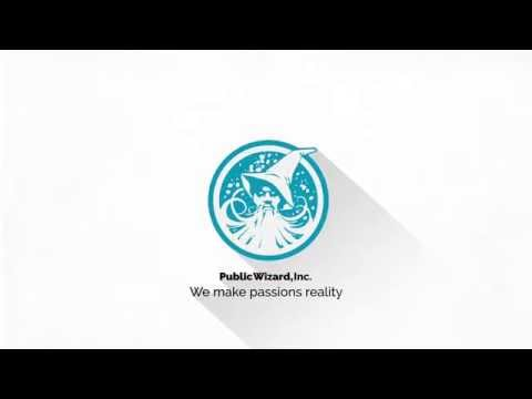 Motion Graphics Service by Public Wizard Marketing agency
