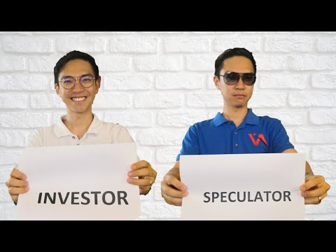 What Is The Difference Between Investing and Speculating? | Investing 101