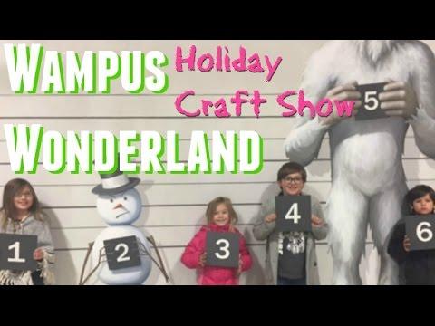 Wampus Wonderland Craft Show - Only in Arkansas