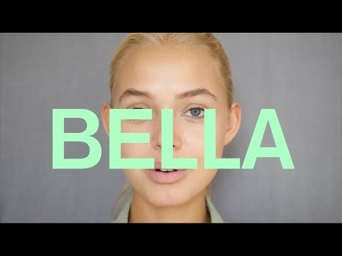 Model Bella Oelmann at Iconic-Who do you Love?