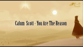 Calum Scott - You Are The Reason Lyrics cover by Alexandra Porat
