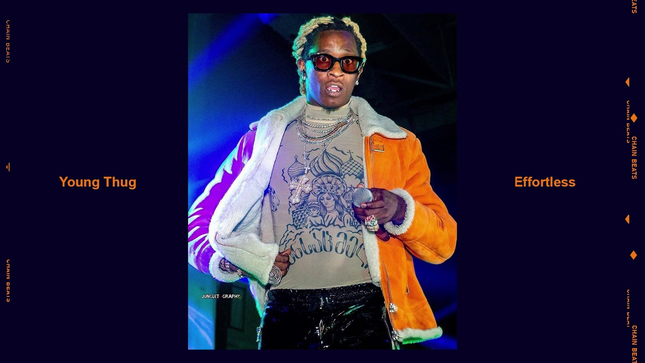 """[FREE] Young Thug Type Beat 2020 - """"Effortless""""   Prod. Chain"""