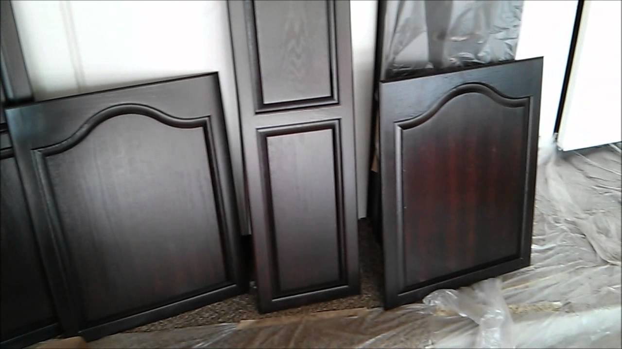 Cabinet refinishing youtube