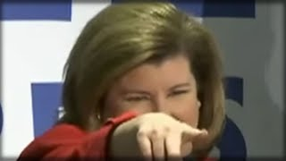 THE MOMENT KAREN HANDEL CLAIMED VICTORY THE CROWD CHEERED 1 WORD THAT MADE TRUMP JUMP WITH JOY