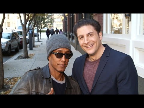 Andre Royo on