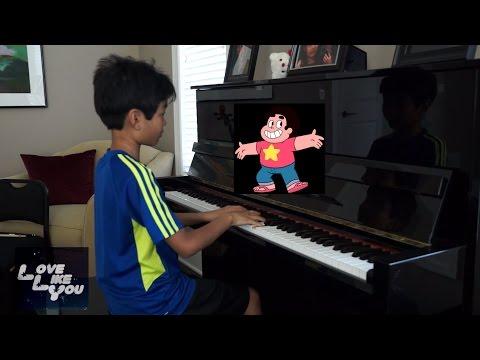 Steven Universe  - Love Like You (Short Piano Melody)