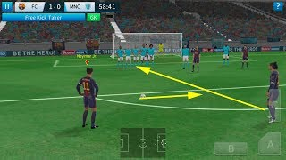 Dream League Soccer 2018 Android Gameplay #19