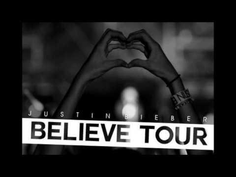 Justin Bieber - Boyfriend [Believe Tour edit] [Official Studio Version] HQ