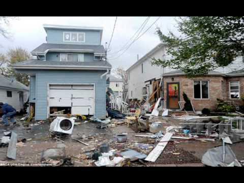 Hurricane Sandy   (USA 2012)