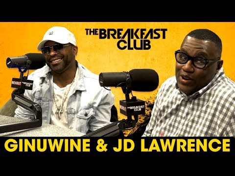 Ginuwine And JD Lawrence On Their New Show, TGT, Infidelity + More