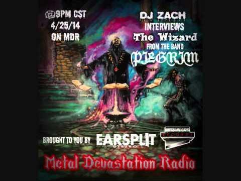 Pilgrim (band) - Interview 2014 - Metal Devastation Radio