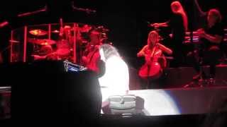 Yanni in Concert with Mary Simpson on Violin~Felitsa