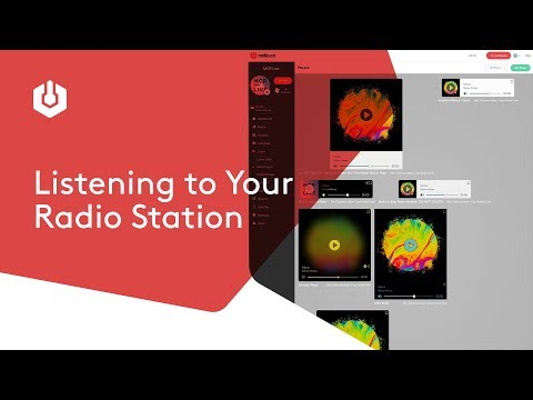 Listening In & Player Builder | Radio co Help Center