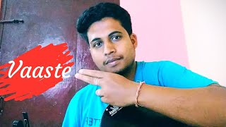 Vaaste Song   Cover By Sishu   Dhvani Bhanushali   Nikhil D   Bhushan Kumar   Radhika Rao