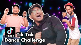 Tik Tok Dance Challenge bersama Fattah Zie - Sembang Bros