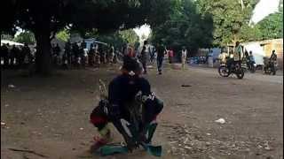 Kouroussa:  Doundounba with Hamanah Percussion (4)