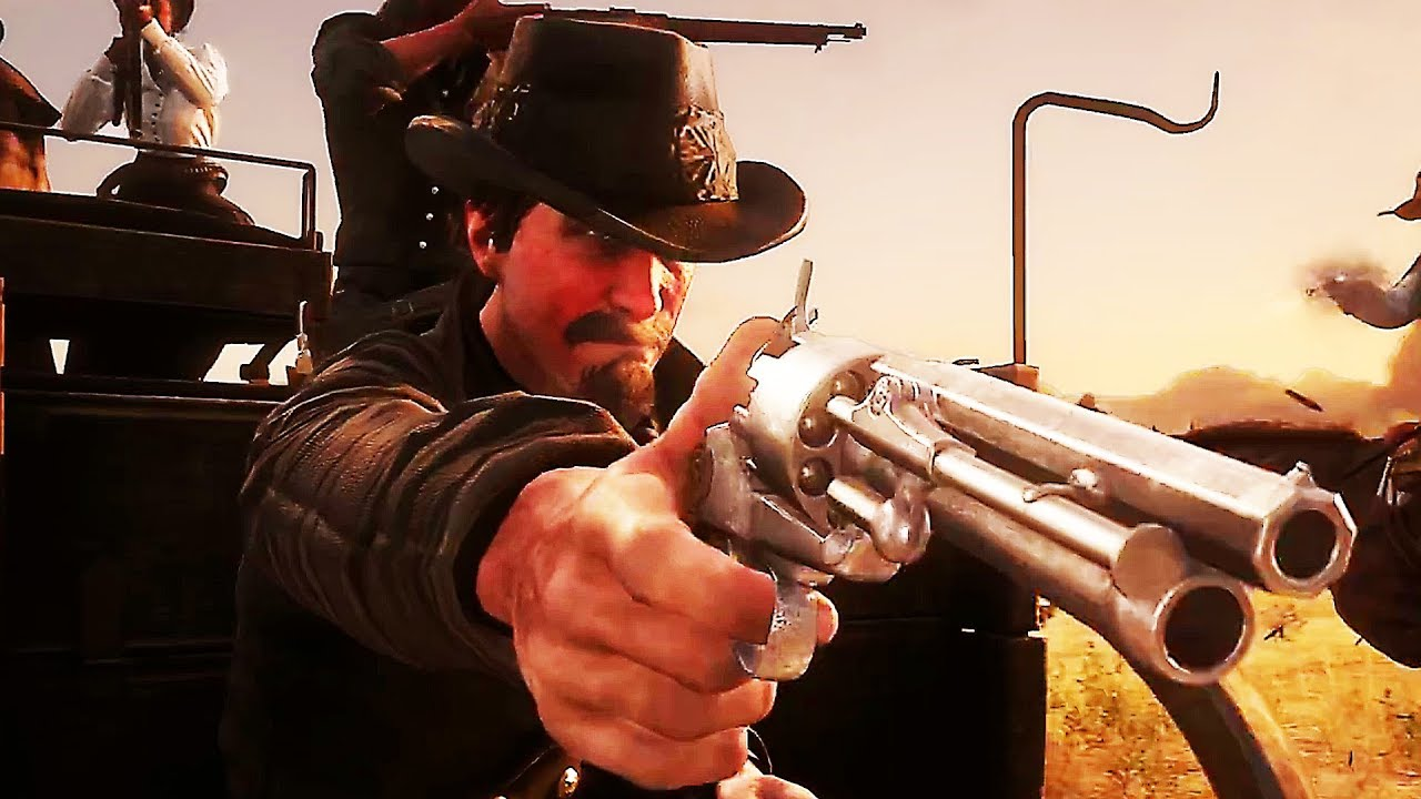 RED DEAD ONLINE-Trailer (2019) PS4 / Xbox One + video