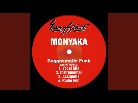 Reggaematic Funk (Accapella)