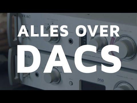 Alles wat je wilt weten over DACs - Hoofdtelefoons #4