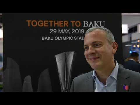 Florian Sengstschmid, chief executive, Azerbaijan Tourism Board
