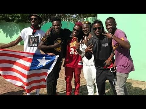 Shatta Wale Shoots My Level Video And  Records New Song With Liberian Artist