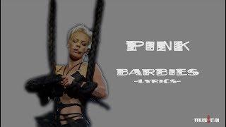 Pink - Barbies Lyrics