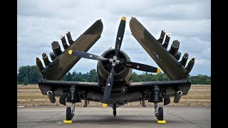 A-1 (AD) Skyraider | Дедуля на страже демократии, тру-олд войны во Вьетнаме