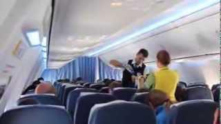 Interior - Ukraine International Airlines 737-800
