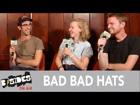 B-Sides On-Air: Interview - Bad Bad Hats Talk 'Lightning Round', X Games