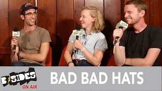 B-Sides On-Air: Interview - Bad Bad Hats Talk 'Lightning Round', X Games