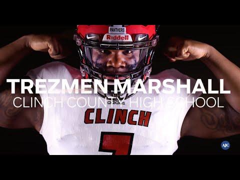 2018 Super 11: Trezmen Marshall, Clinch County High School