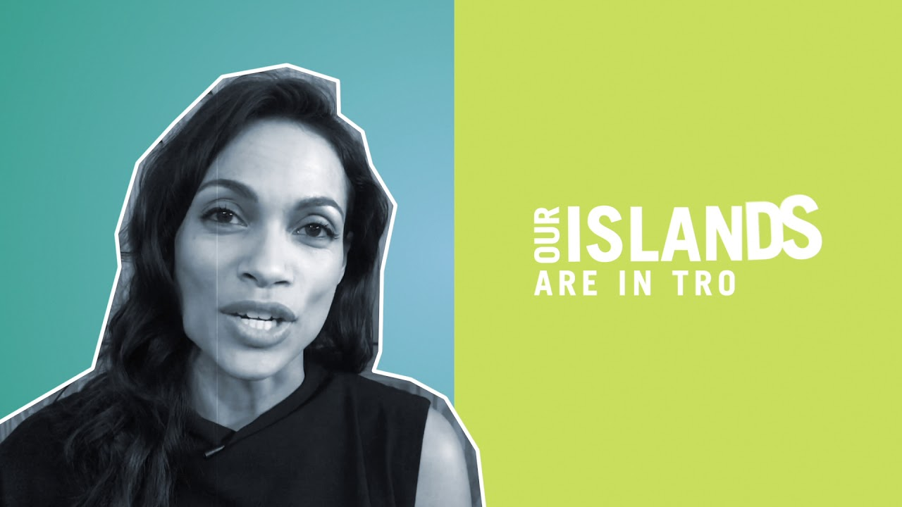 Rosario Dawson is Uniting for Climate Action - Momentum for change