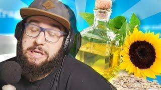 200ml Sonnenblumenöl trinken | DUMM mit Manultzen