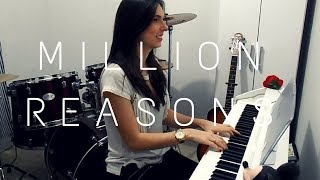 Laraue - Million Reasons - Lady Gaga (Piano Cover)