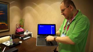 Dell XPS 11 Hybrid Laptop Hands-On