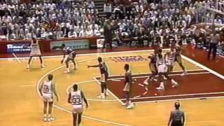 Magic Johnson 1991 Playoffs: 38pts, Gm 3 vs. Houston Rockets