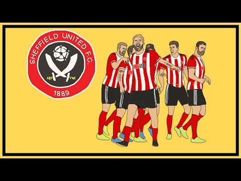 Sheffield United's Tactics & Overlapping Centrebacks