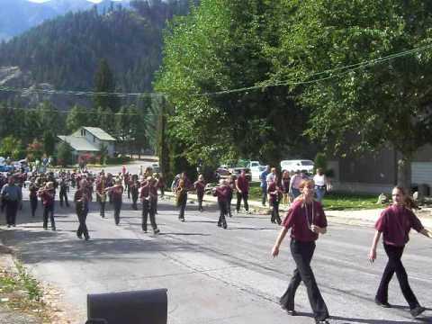 Lakeside Middle School Band Leavenworth 2008