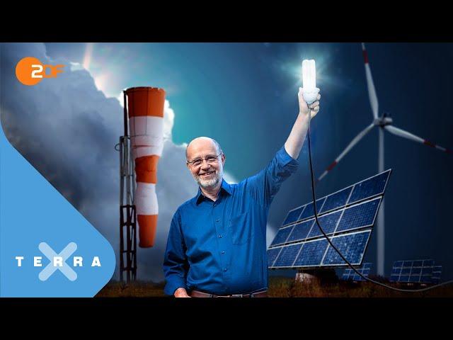 Voll geladen: neue Speicher für die Energiewende – Leschs Kosmos [Ganze TV-Folge] | Harald Lesch