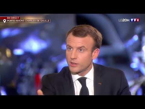 Macron fait un aveu d'échec inattendu sur TF1