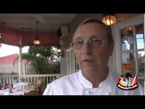 Gerard's Restaurant on Hawaii Master Chefs!