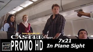 Castle 7x21 Promo In Plane Sight (HD)  Season 7 Episode 21 promo