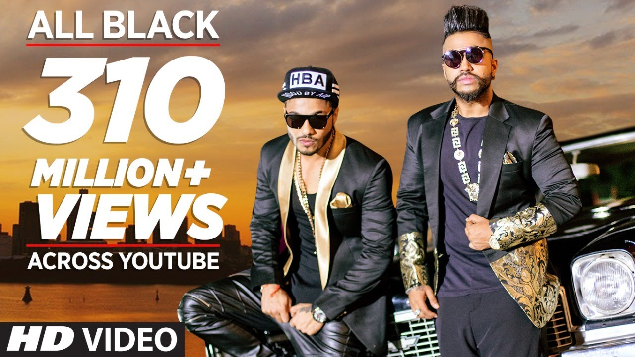 Image result for song all black