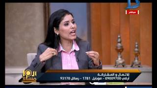 العاشرة مساء| انفعال المحامية مها ابو بكر على النائب ممدوح الحسينى والسبب مالك عدلى