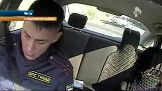 В Забайкалье подростки угнали соседский автомобиль и врезались в грузовик