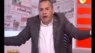 """بالفيديو.. القرموطي عن وقف  """"خيري رمضان"""": كبش فداء"""