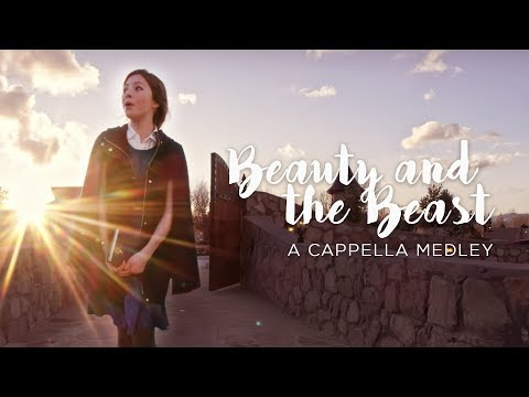 Lexi Walker: Beauty and the Beast A Cappella Medley with the AWESOME BYU Vocal Point