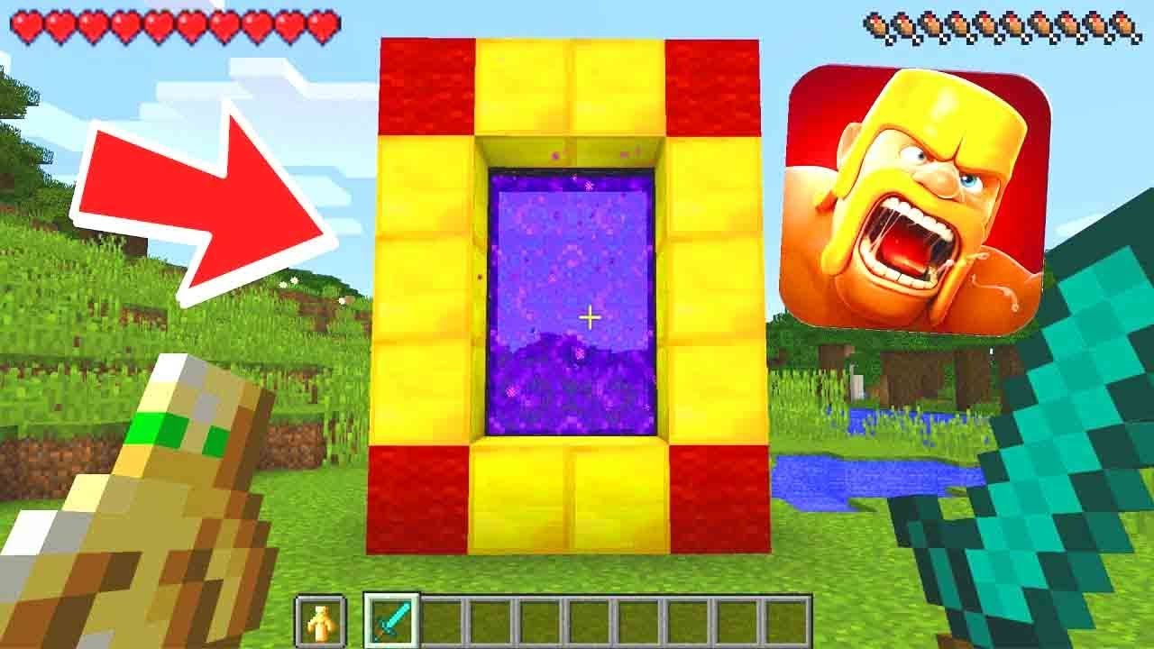 how to build a portal in minecraft ps3