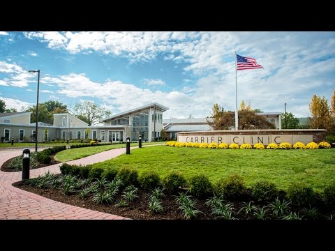Take The Tour Of Carrier Clinic State Of The Art Mental Health